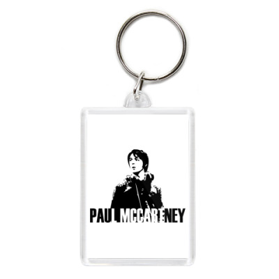 Брелок  5,7x4,1 Paul McCartney