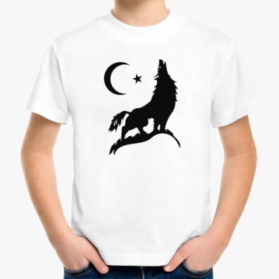Детская футболка Кавказ