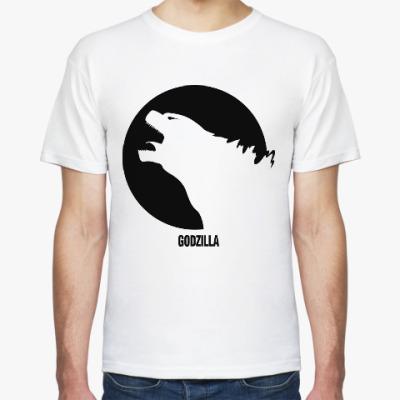 Футболка Годзилла