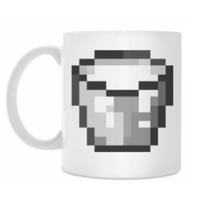 Кружка Молоко Minecraft