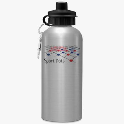 Спортивная бутылка/фляжка Геометрия интеллекта