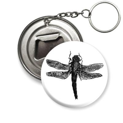 Брелок-открывашка Dragonfly