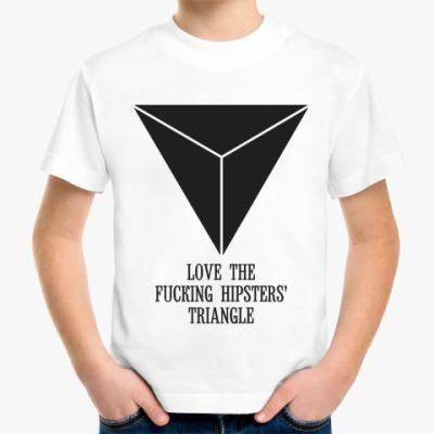 Детская футболка 'Hipsters'