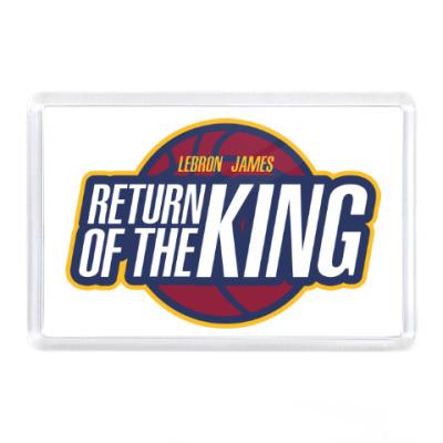 Магнит Возвращение короля