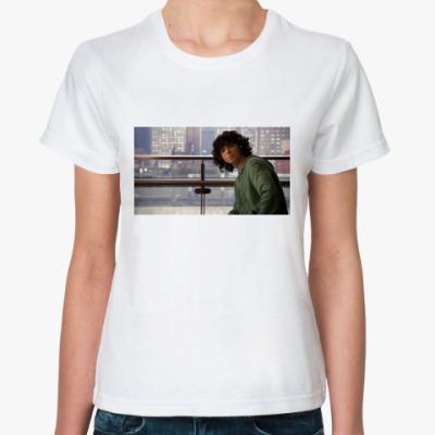 Классическая футболка Adam Sevani