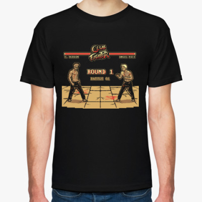 Футболка Бойцовский Клуб (Fight Club)