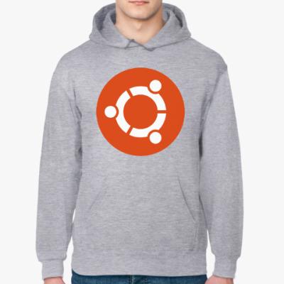 Толстовка худи Ubuntu