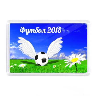 Магнит Летний футбол 2018