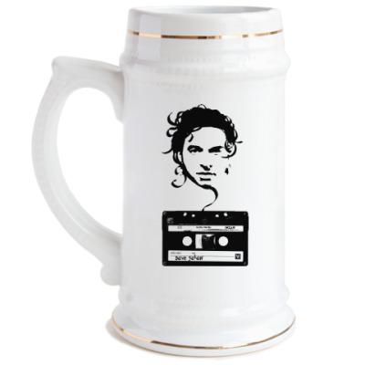 Пивная кружка Depeche Mode