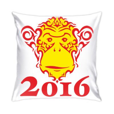 Подушка Год обезьяны 2016