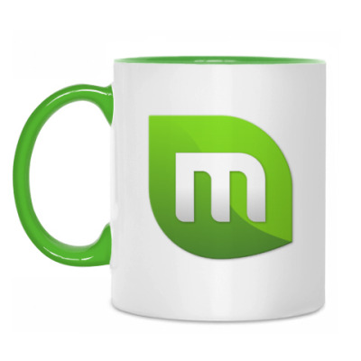 Кружка Linux Mint