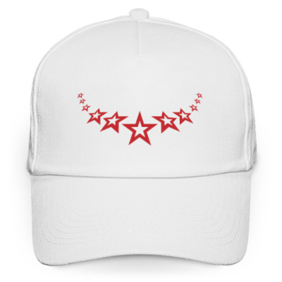 Кепка бейсболка Звезды