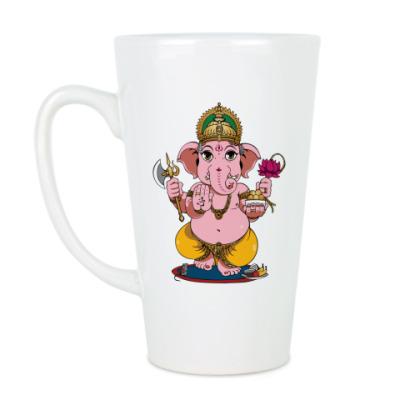 Чашка Латте Ganesha