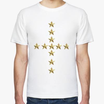 Футболка Звездный крест