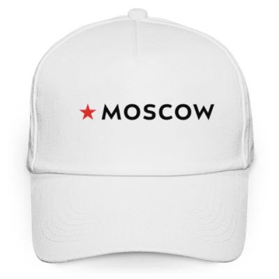 Кепка бейсболка логотип Москвы