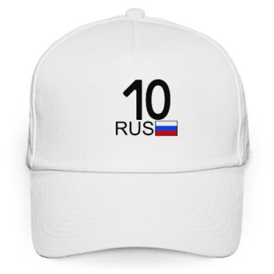 Кепка бейсболка 10 RUS