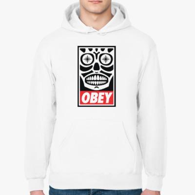 Толстовка худи Obey Mexico