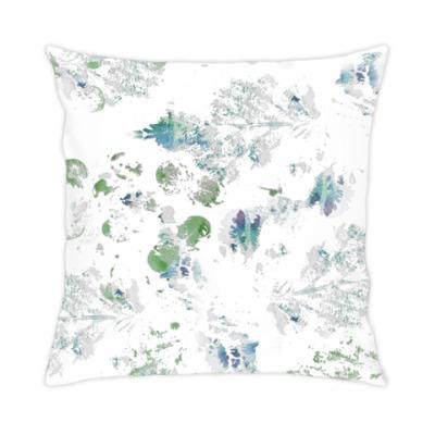 Подушка Листья