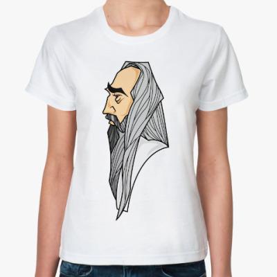Классическая футболка Саруман