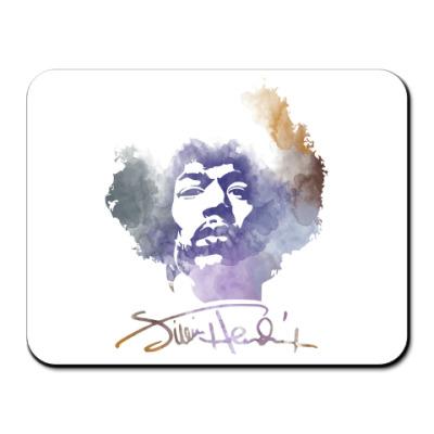 Коврик для мыши  Jimi Hendrix - Джими Хендрикс