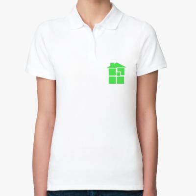 Женская рубашка поло Sburb