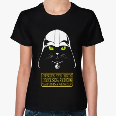 Женская футболка Дарта Вейдера Star Wars