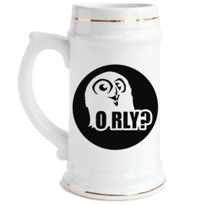 Пивная кружка orly