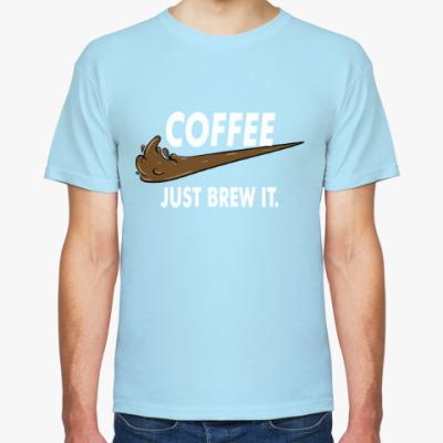 Футболка Кофе