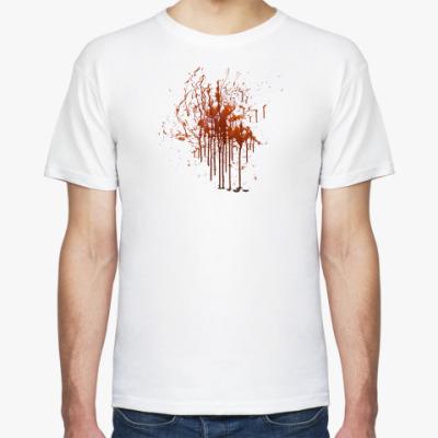 Футболка 'Кровь'