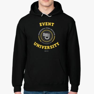 Толстовка худи Мужская толстовка Event University