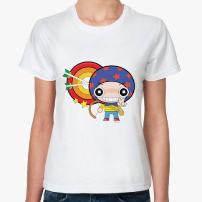 Классическая футболка Стрелец