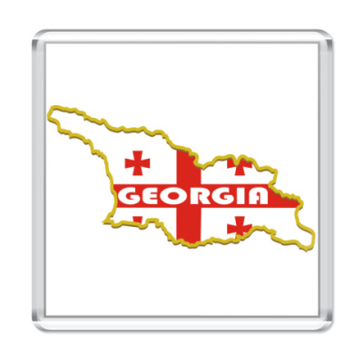 Магнит грузия