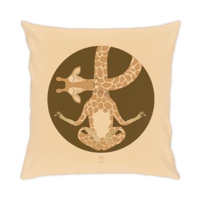 Animal Zen: G is for Giraffe