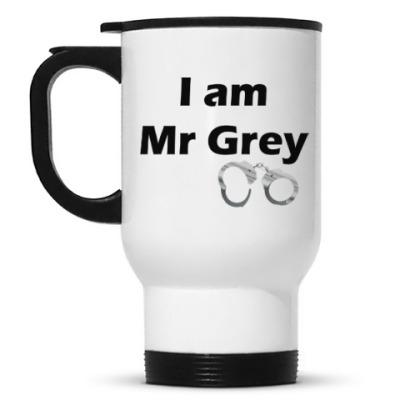 Кружка-термос Я - Мистер Грей
