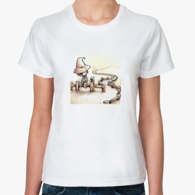 Классическая футболка Снусмумрик