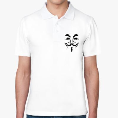 Рубашка поло Анонимус