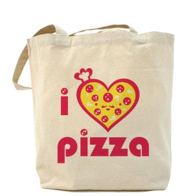 Сумка Я люблю пиццу