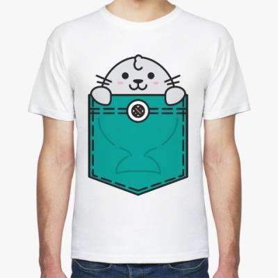 Футболка Морской котик