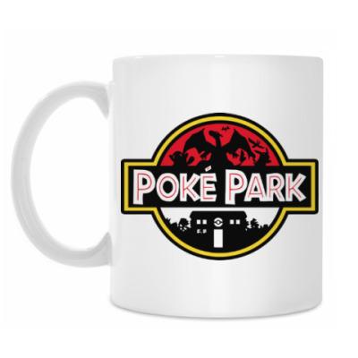 Кружка Покемон Парк
