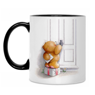 Кружка Медвежонок