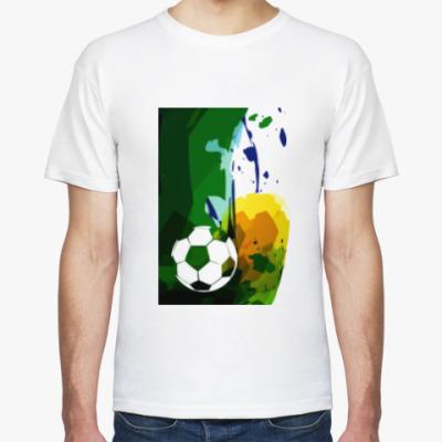 Футболка football