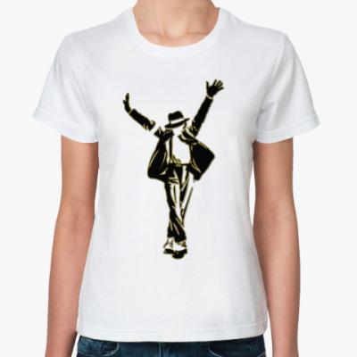 Классическая футболка MJJ Black&Gold