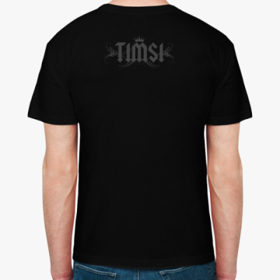 Мужская футболка Timsi rap