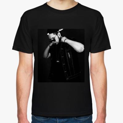 Футболка Мужская футболка Timsi rap
