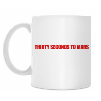Кружка 30 Seconds to Mars