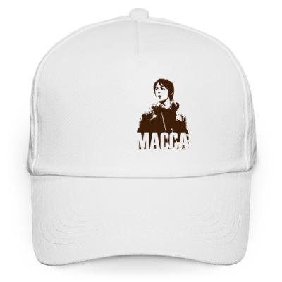 Кепка бейсболка Бейсболка белая - -Paul Macca