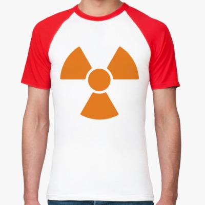 Футболка реглан radioactive