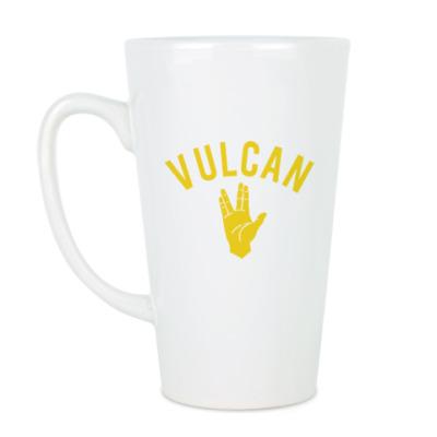 Чашка Латте Vulcan