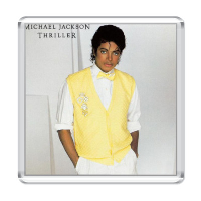 Магнит Michael Jackson~Thriller