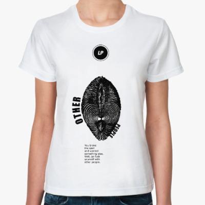 Классическая футболка Other People